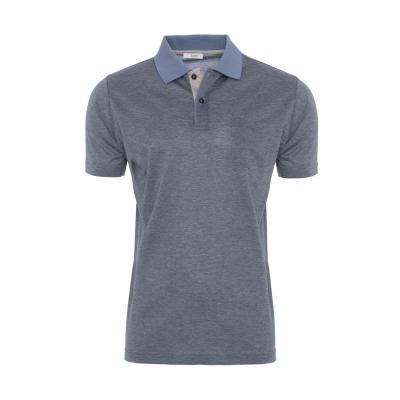 Baila - Baila Filafil Gri Mavi T-Shirt