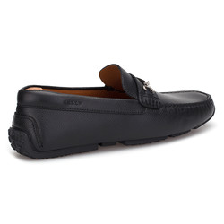 Bally Driver Black Shoe - Thumbnail