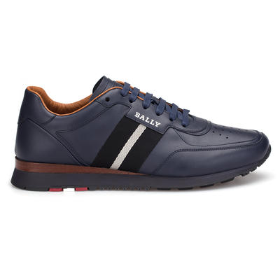 Bally - Bally Navy Blue Sneaker (1)