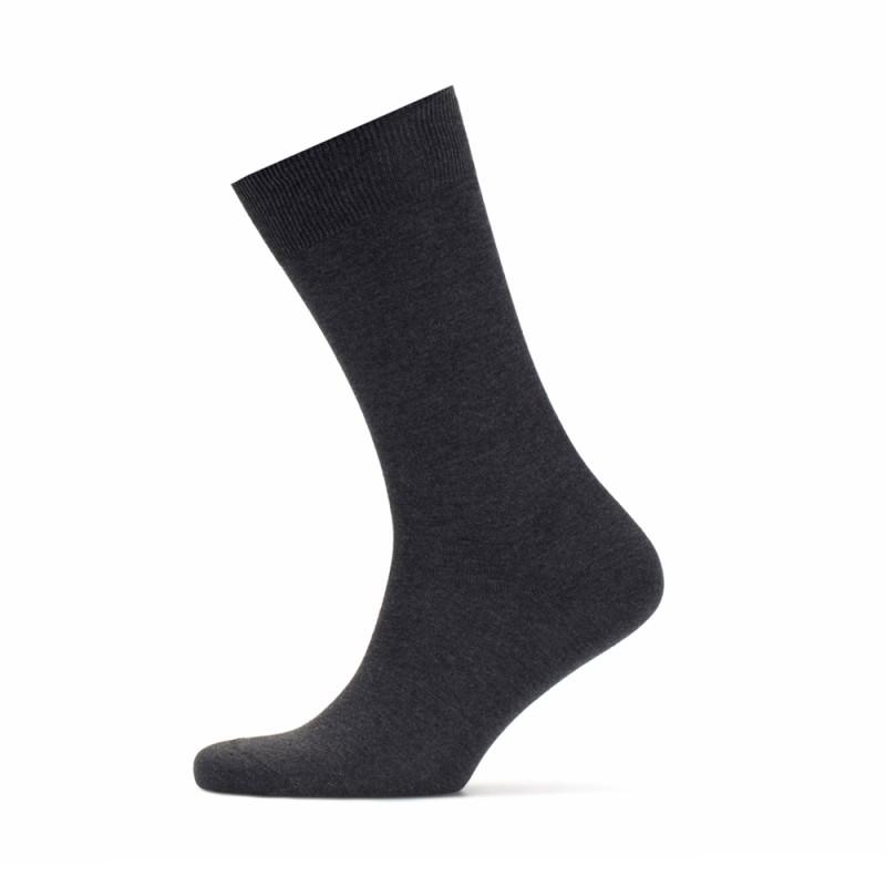 Bresciani - Bresciani Grey Socks (1)