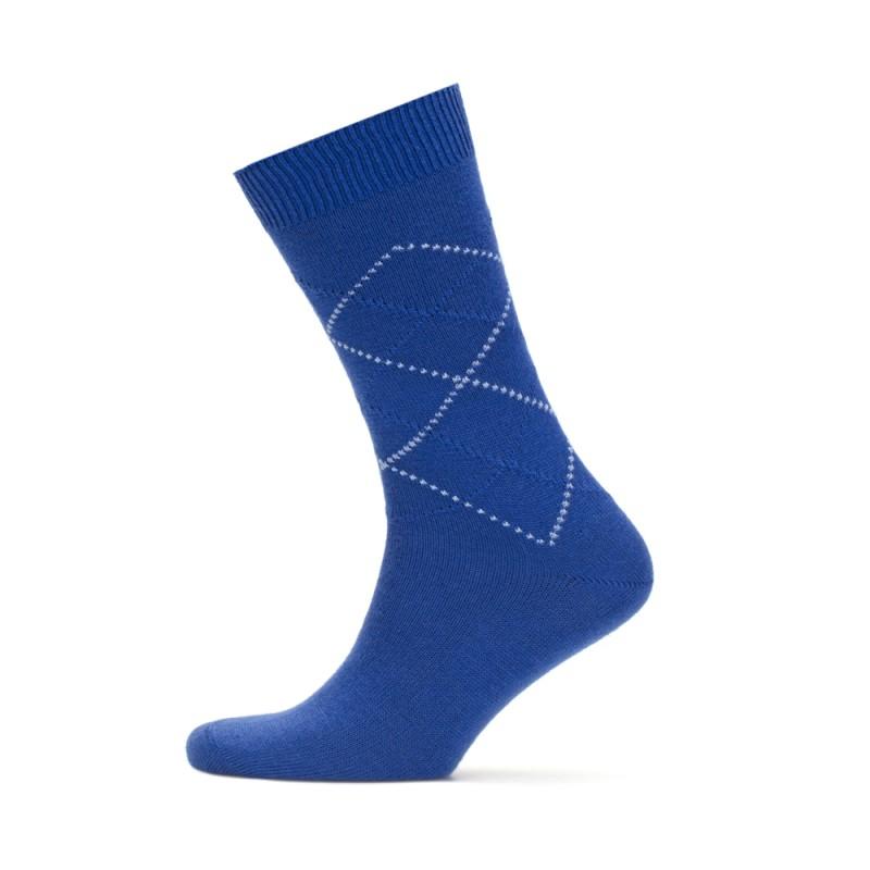 Bresciani - Bresciani Mavi A.Mavi Baklava Çorap (1)