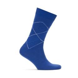 Bresciani - Bresciani Mavi A.Mavi Baklava Yün Çorap