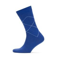 Bresciani - Bresciani Mavi A.Mavi Baklava Yün Çorap (1)