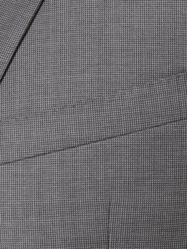 Carl Gross - Carl Gross Cerruti Prestige 130'S A.Gri Filafil Takım Elbise (1)