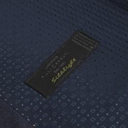 Carl Gross Cerruti Silk light Lacivert Yün İpek Takım Elbise - Thumbnail