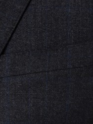 Carl Gross Füme Prince de Galle Yün Takım Elbise Takım Elbise - Thumbnail