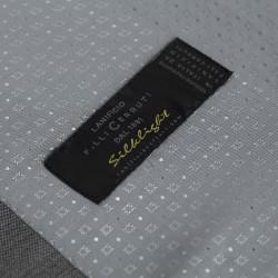 Carl Gross Gri Yün İpek Takım Elbise - Thumbnail
