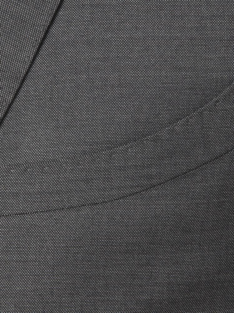 Carl Gross Gri Yün İpek Takım Elbise