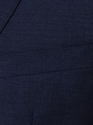 Carl Gross - Carl Gross Havacı Mavi Takım Elbise (1)
