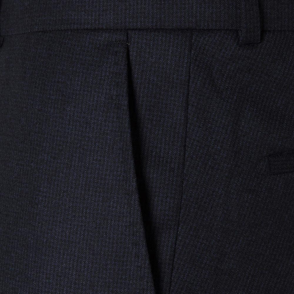 Carl Gross Lacivert Pied De Poula Yün Vitale Barberis Pantolon