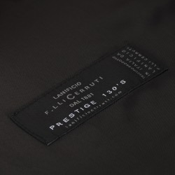 Carl Gross Füme Dokulu Takım Elbise - Thumbnail