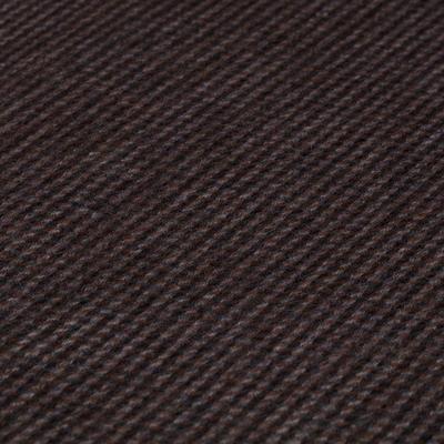 Dante - Dante Brown Wool Cashmere Scarf (1)