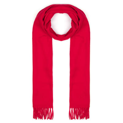 Dante - Dante Red Cashmere Scarf