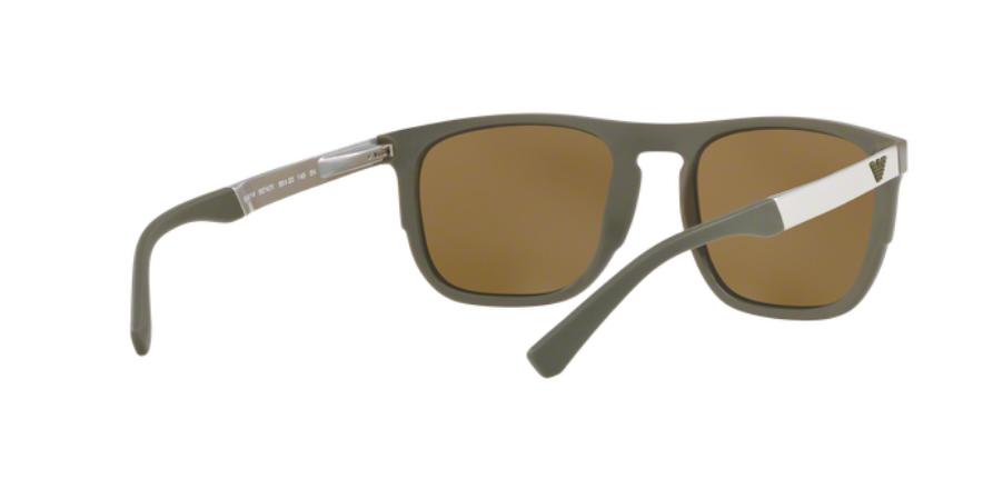 Emperio Armani Matte Olive Güneş Gözlüğü