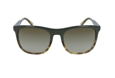 Emporio Armani - Emperio Armani Military Striped Honey Sunglasses (1)