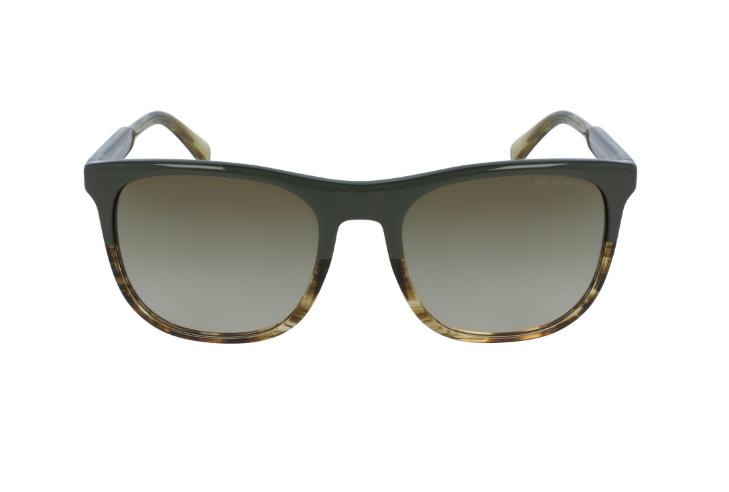 Emporio Armani Military Striped Honey Güneş Gözlüğü