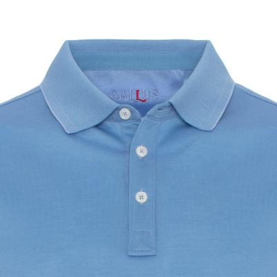Gallus - Gallus Piquet A.Mavi T-Shirt (1)