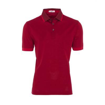 Gallus - Gallus Piquet Kırmızı T-Shirt