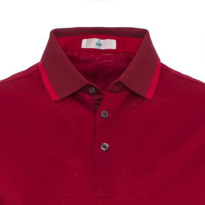 Gallus - Gallus Piquet Kırmızı T-Shirt (1)