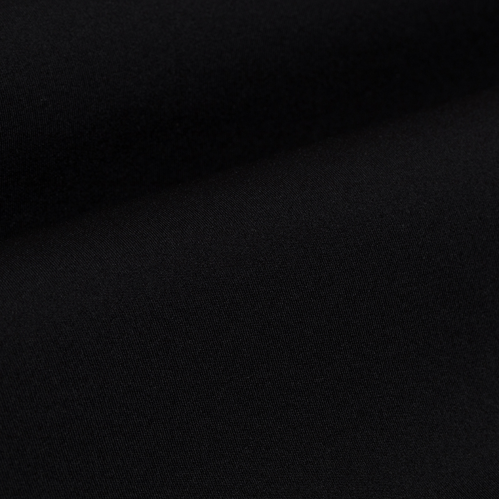 Germirli 3D Streç Siyah Slim Fit Active Gömlek