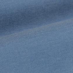 Germirli Açık Mavi Flanel Düğmeli Yaka Tailor Fit Gömlek - Thumbnail
