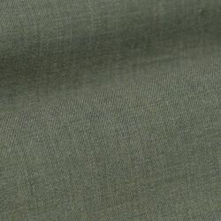 Germirli Açık Yeşil Flanel Düğmeli Yaka Tailor Fit Gömlek - Thumbnail