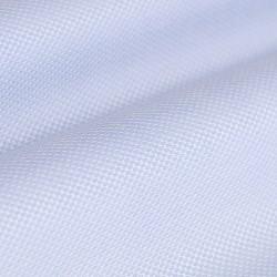 Germirli A.Mavi Petek Dokulu Nevapas Tek Parça Yaka Tailor Fit Gömlek - Thumbnail