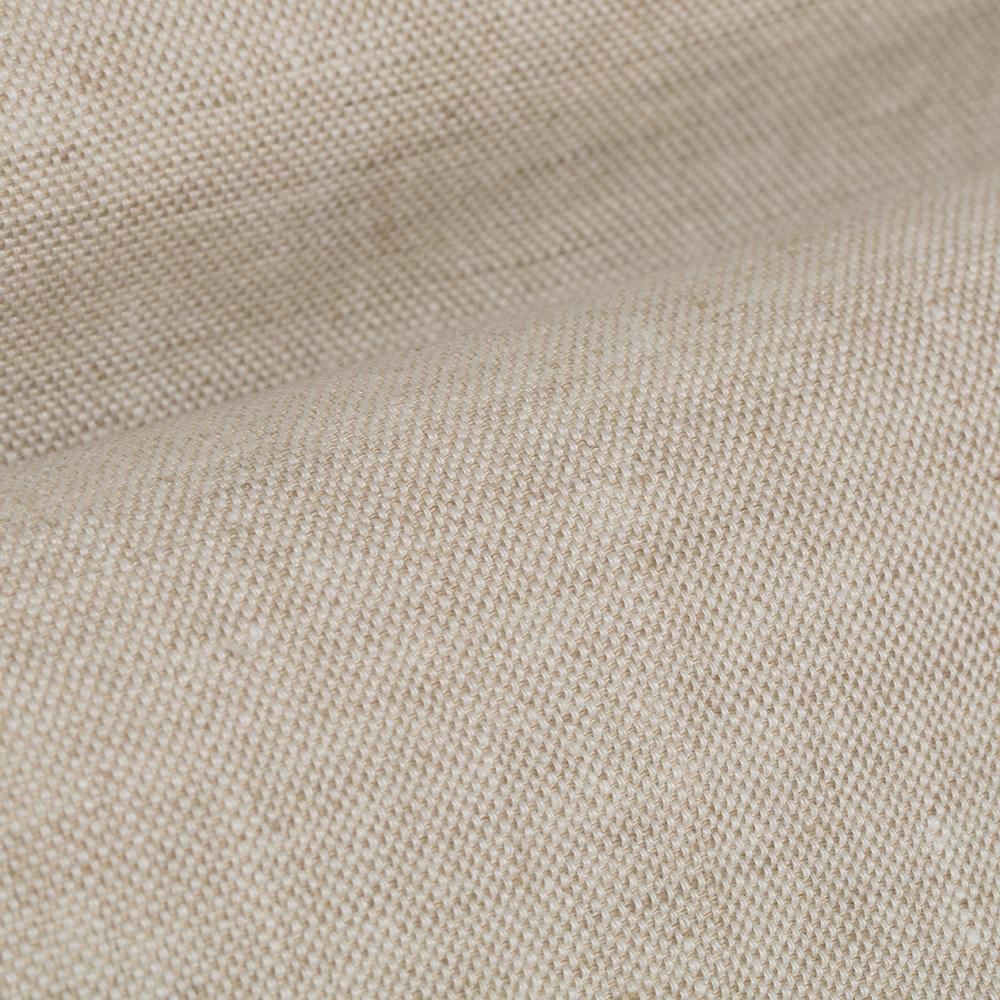 Germirli Bej Dokulu Delave Keten Tailor Fit Ceket Gömlek