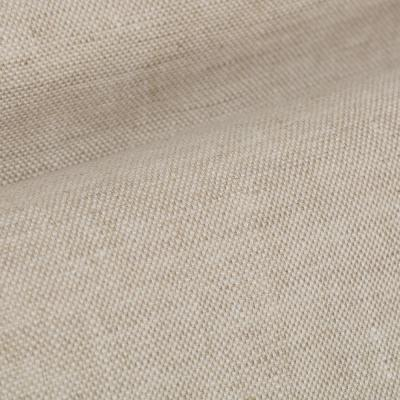 Germirli - Germirli Bej Dokulu Delave Keten Tailor Fit Ceket Gömlek (1)
