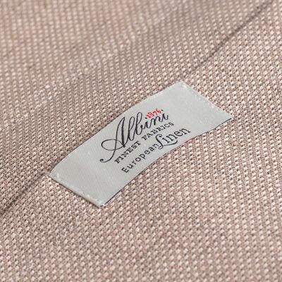 Germirli - Germirli Bej Keten Tailor Fit Ceket Gömlek Gömlek (1)