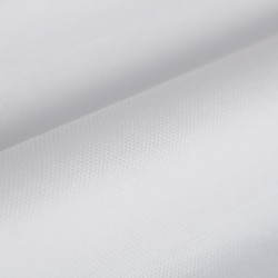 Germirli Beyaz Klasik Yaka Piquet Örme Slim Fit Gömlek - Thumbnail