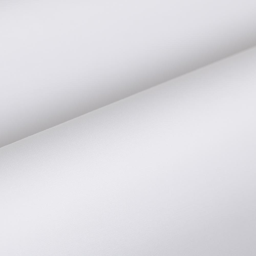 Germirli Beyaz Petek Dokulu Ata Yaka Slim Fit Gömlek