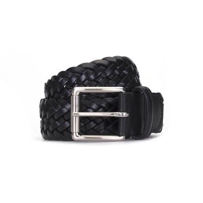 Germirli Black Teres Knitted Belt