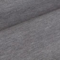 Germirli Grey Button Down Collar Piquet Knitted Slim Fit Shirt - Thumbnail