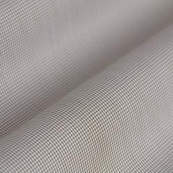 Germirli Gri Beyaz Kareli Tailor Fit Gömlek - Thumbnail