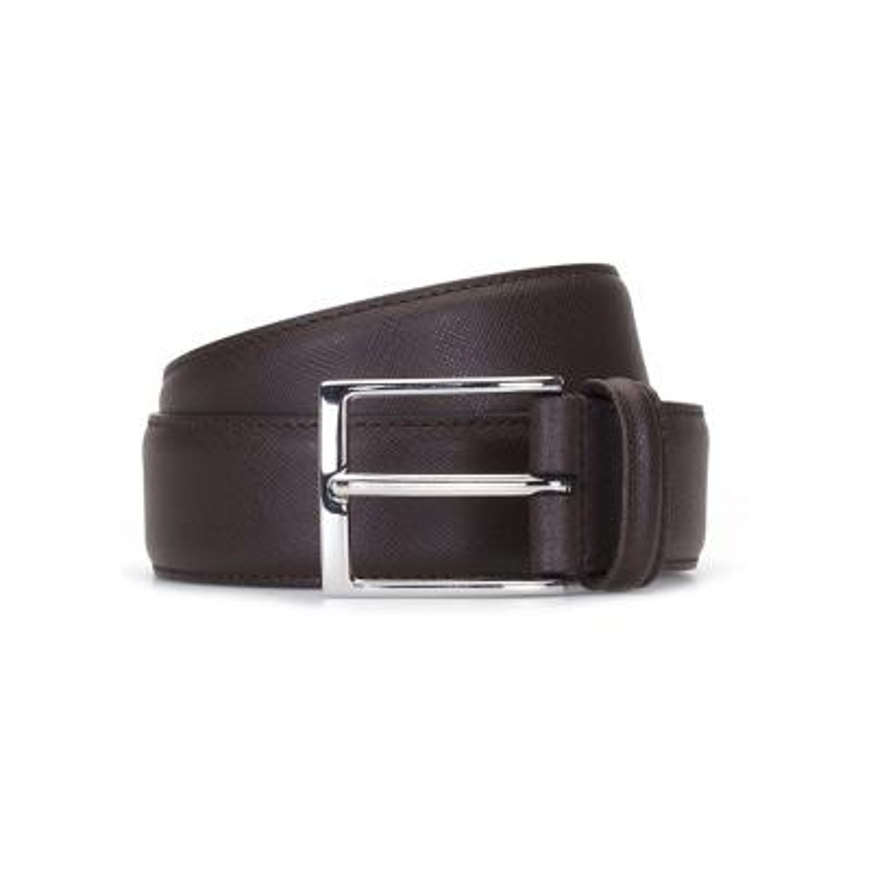 Germirli - Germirli Brown Leather Belt