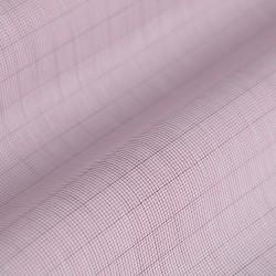 Germirli Kırmızı Beyaz Kareli Tailor Fit Gömlek - Thumbnail
