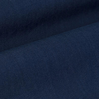 Germirli - Germirli Lacivert Denim Cepli Overshirt Tailor Fit Gömlek (1)