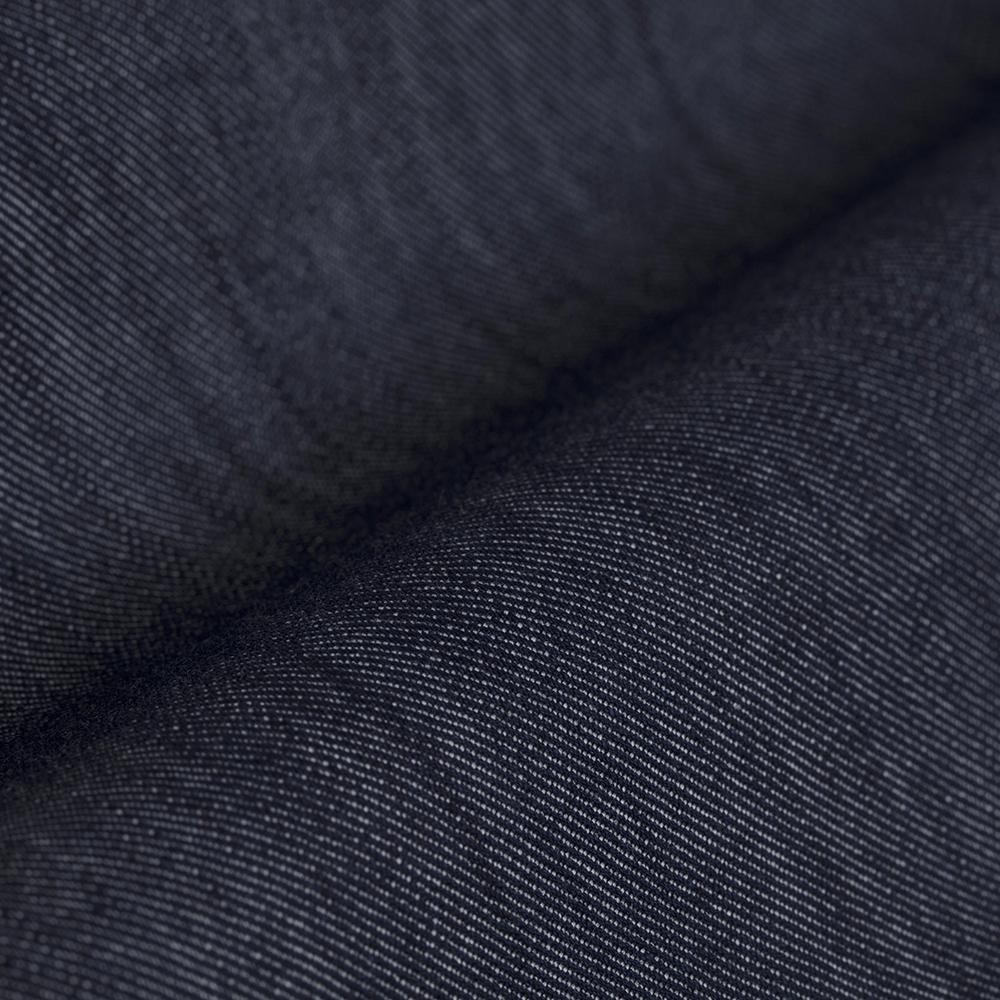 Germirli Lacivert Çift Kapak Cepli İndigo Tailor Fit Gömlek