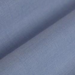 Germirli Mavi Flanel Tailor Fit Gömlek deneme - Thumbnail