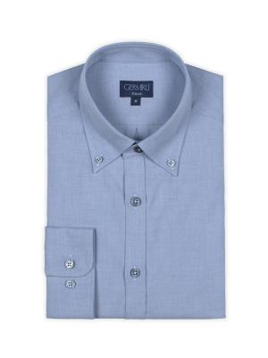 Germirli - Germirli Mavi Flanel Tailor Fit Gömlek deneme (1)