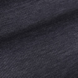 Germirli Navy Blue Button Down Collar Knitted Slim Fit Shirt - Thumbnail