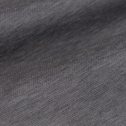 Germirli Nevapaş Tek Parça Yaka Gri Tailor Piquet Fit Örme Gömlek - Thumbnail