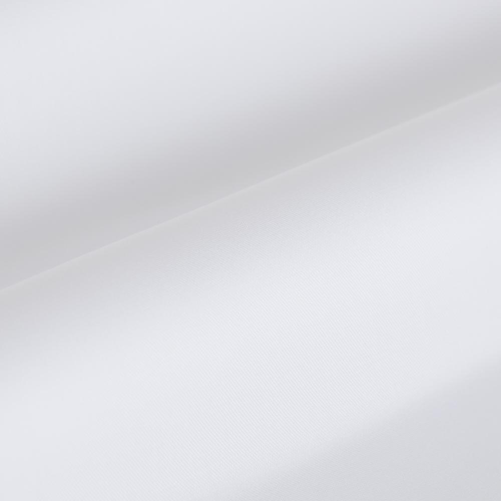 Germirli Non Iron Beyaz Twill Klasik Yaka Duble Manşetli Tailor Fit Journey Gömlek