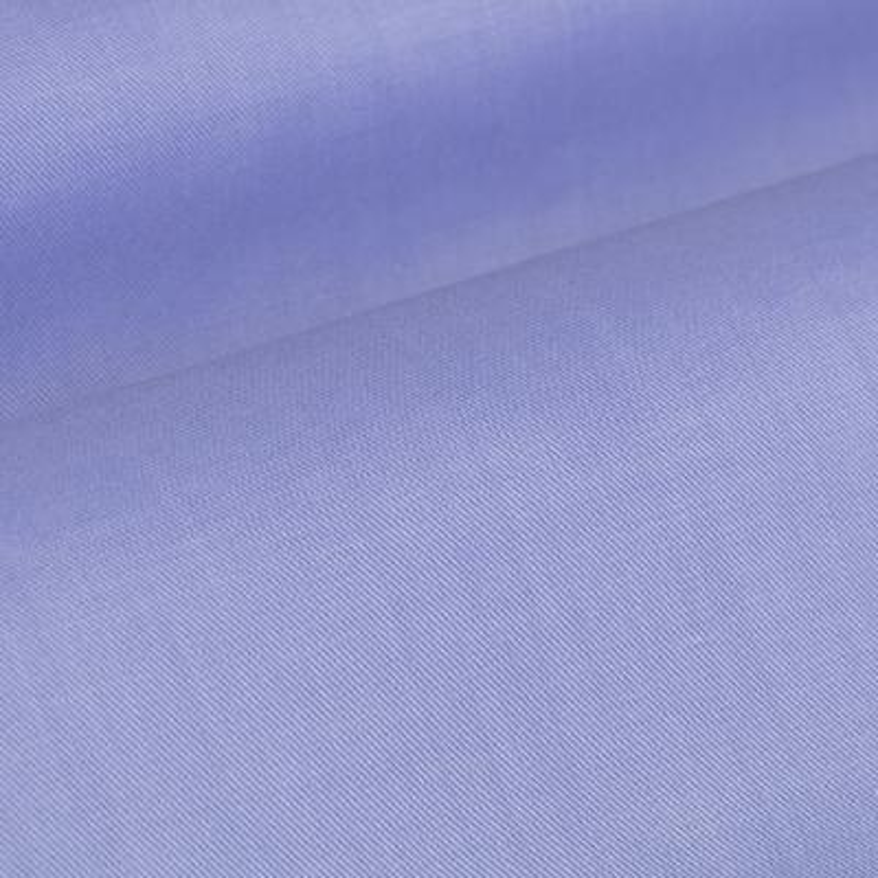 Germirli - Germirli Non Iron Koyu Lila Mavi Twill Klasik Yaka Tailor Fit Journey Gömlek (1)