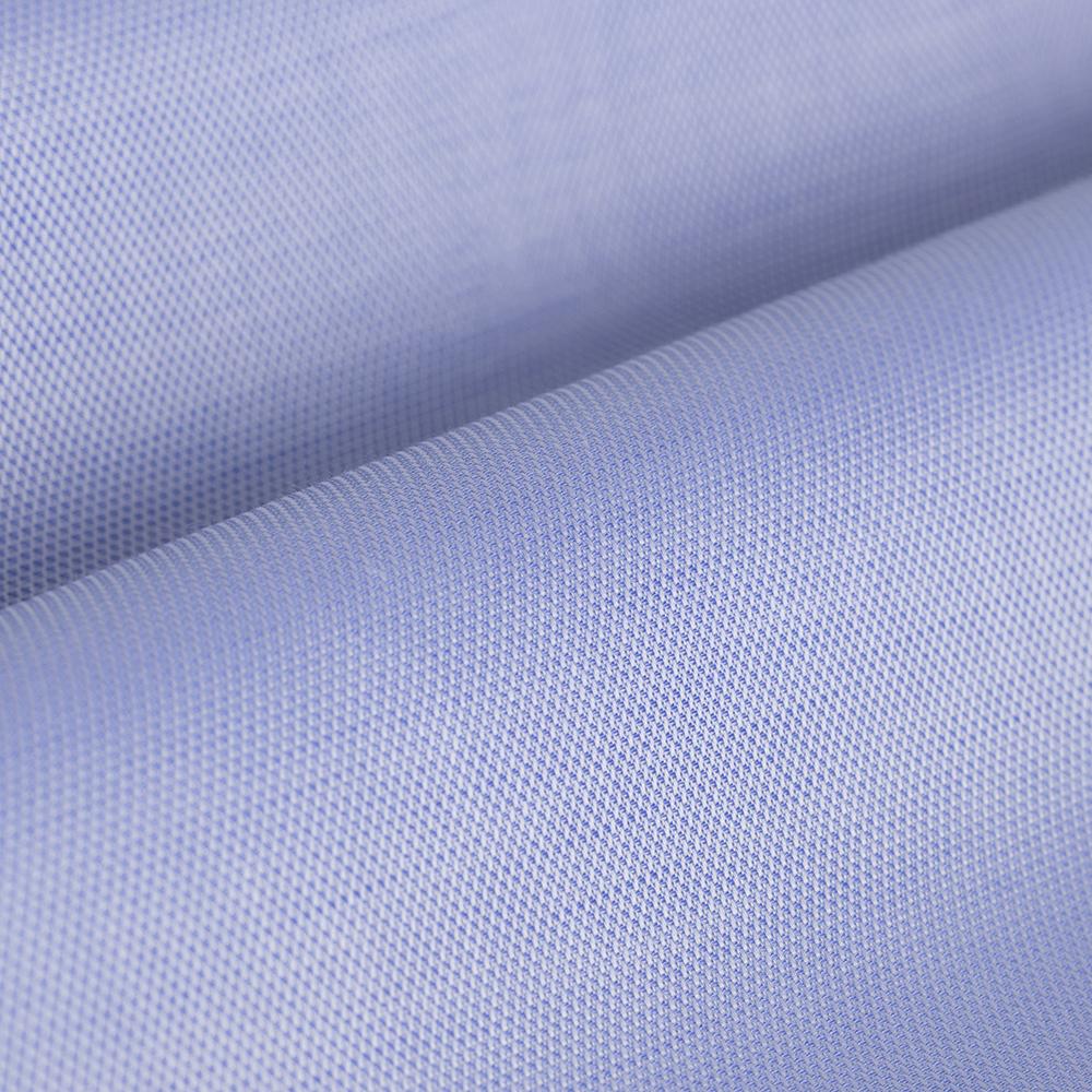 Germirli Non Iron Koyu Mavi Oxford Düğmeli Yaka Tailor Fit Swiss Cotton Gömlek