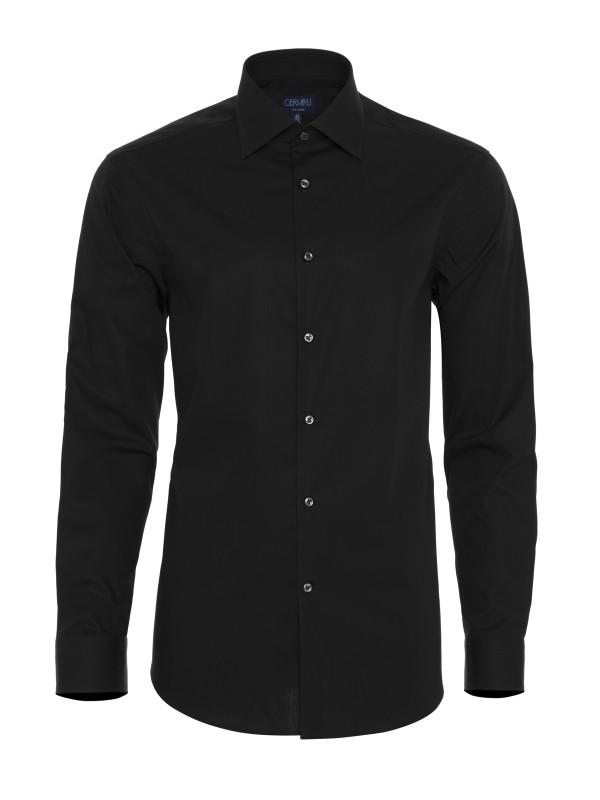 Germirli - Germirli Non Iron Laci Poplin Klasik Yaka Tailor Fit Gömlek