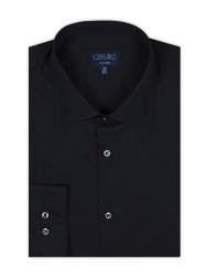 Germirli Non Iron Laci Poplin Klasik Yaka Tailor Fit Gömlek - Thumbnail