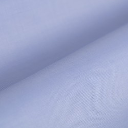 Germirli Non Iron Mavi Oxford Düğmeli Yaka Tailor Fit Gömlek - Thumbnail