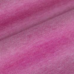 Germirli Koyu Pembe Klasik Yaka Piquet Örme Slim Fit Gömlek - Thumbnail